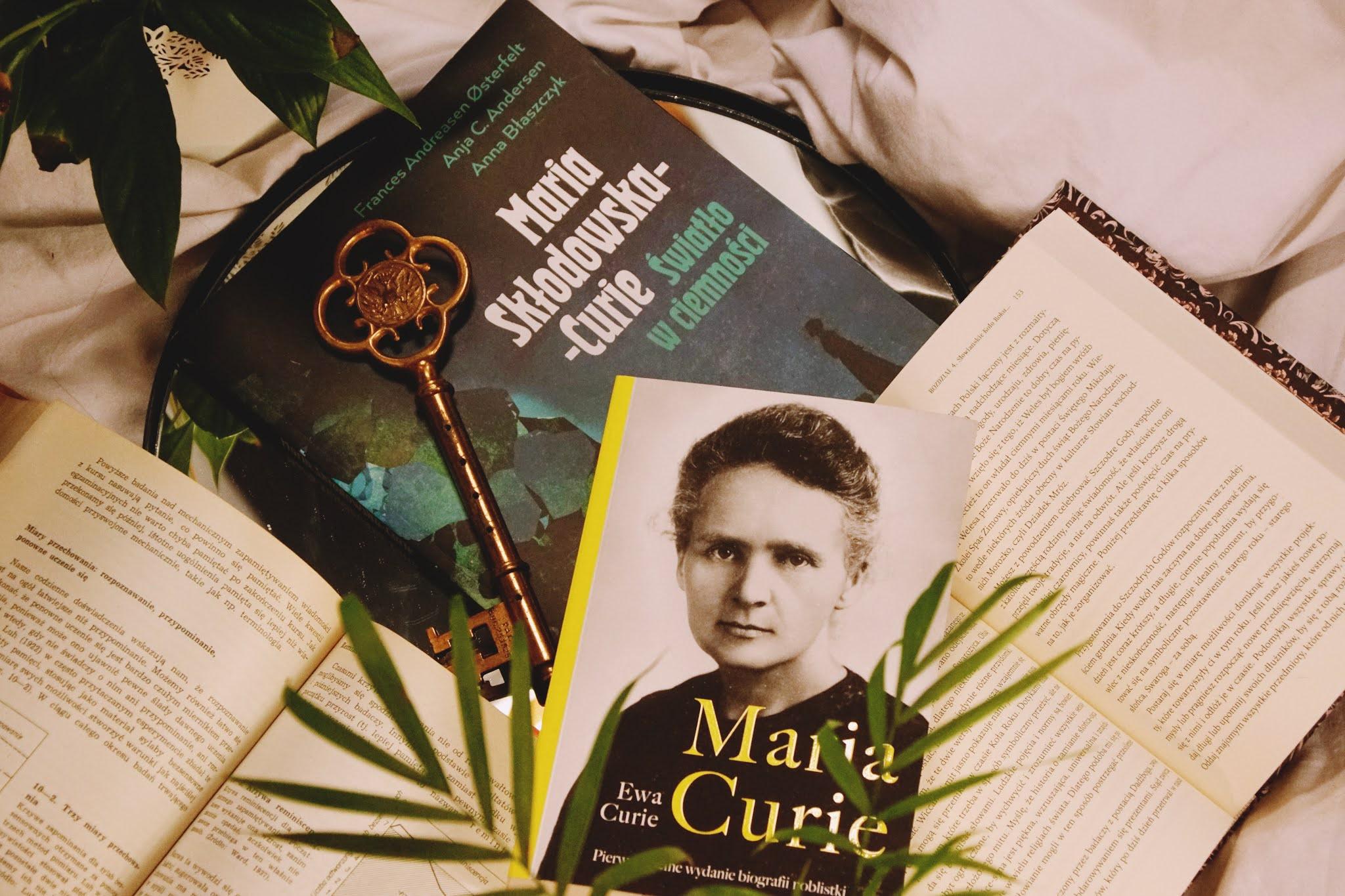 """260. Ewa Curie """"Maria Curie"""""""