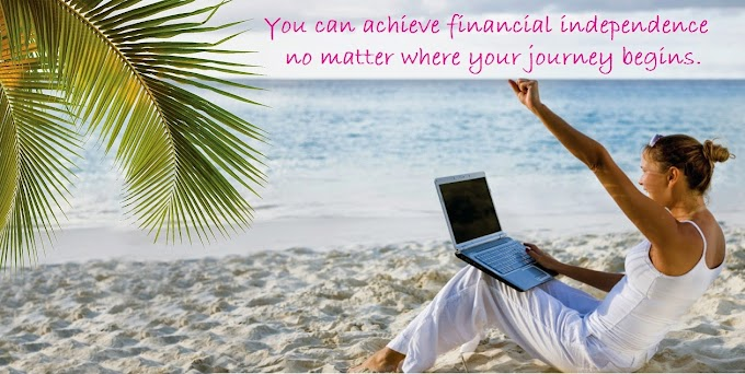Manage your financial future and take control of it