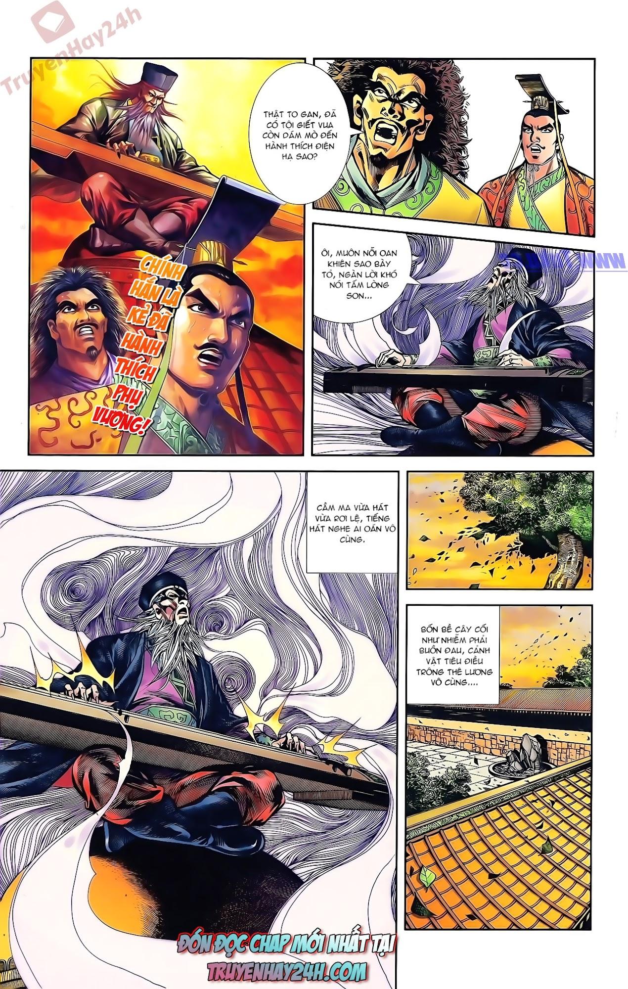 Tần Vương Doanh Chính chapter 42 trang 29