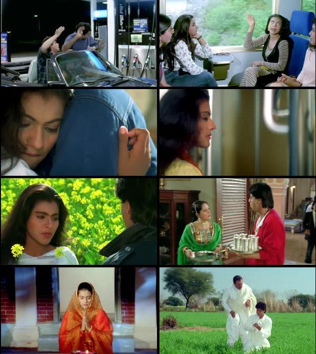Dilwale Dulhania Le Jayenge 1995 Hindi 480p BluRay