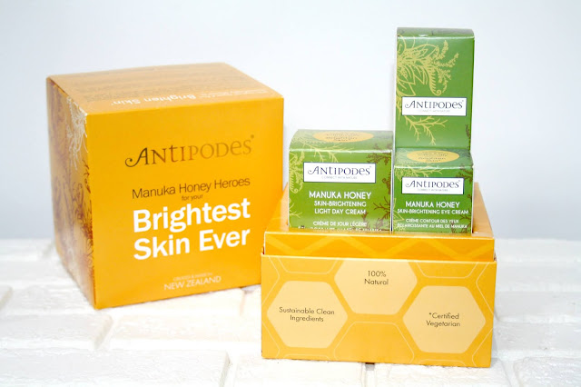 Antipodes Brightest Skin Ever Gift Set
