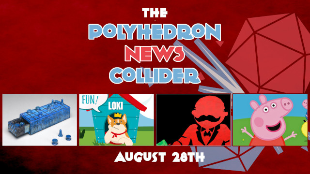 News Collider Board Game News HASBRO buy Entertainment One In Focus Monopoly Socialism Ludii Project LOKI