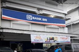 Lowongan Kerja Jambi PT. Bank Rakyat Indonesia (Persero) Tbk Kantor Cabang Abunjani Sipin Desember 2019