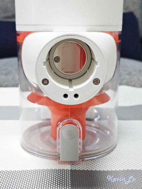 【MI 小米】米家無線吸塵器 G9 (白色) 開箱_吸風口