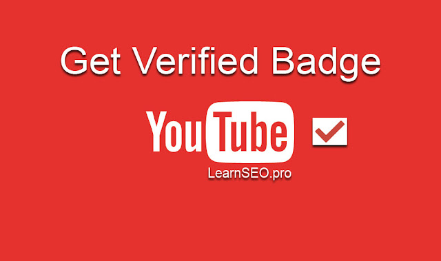 youtube verified badge