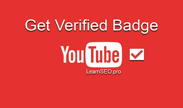 youtube verified badge
