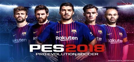 تحميل لعبة Pro Evolution Soccer 2018 + Arabic