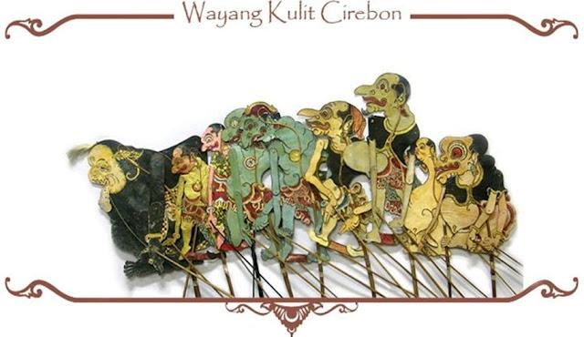 Tokoh Punakawan - Wayang Cirebon