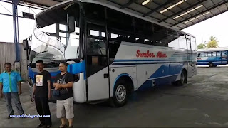 PO Sumber Alam Sumbang Bus Untuk MIS Karang Pauh Kenagarian Gurun Panjang Selatan, Pesisir Selatan, Sumatera Barat