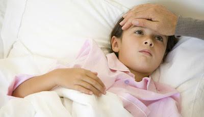 TipsCara Alami Untuk Sembuhkan Demam Pada Anak Tanpa Obat Kurang Dari 5 Menit