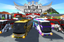 Download BUSSID MOD Dan ORIGINAL APK (Bus Simulator Indonesia Maleo) Android Versi Terbaru