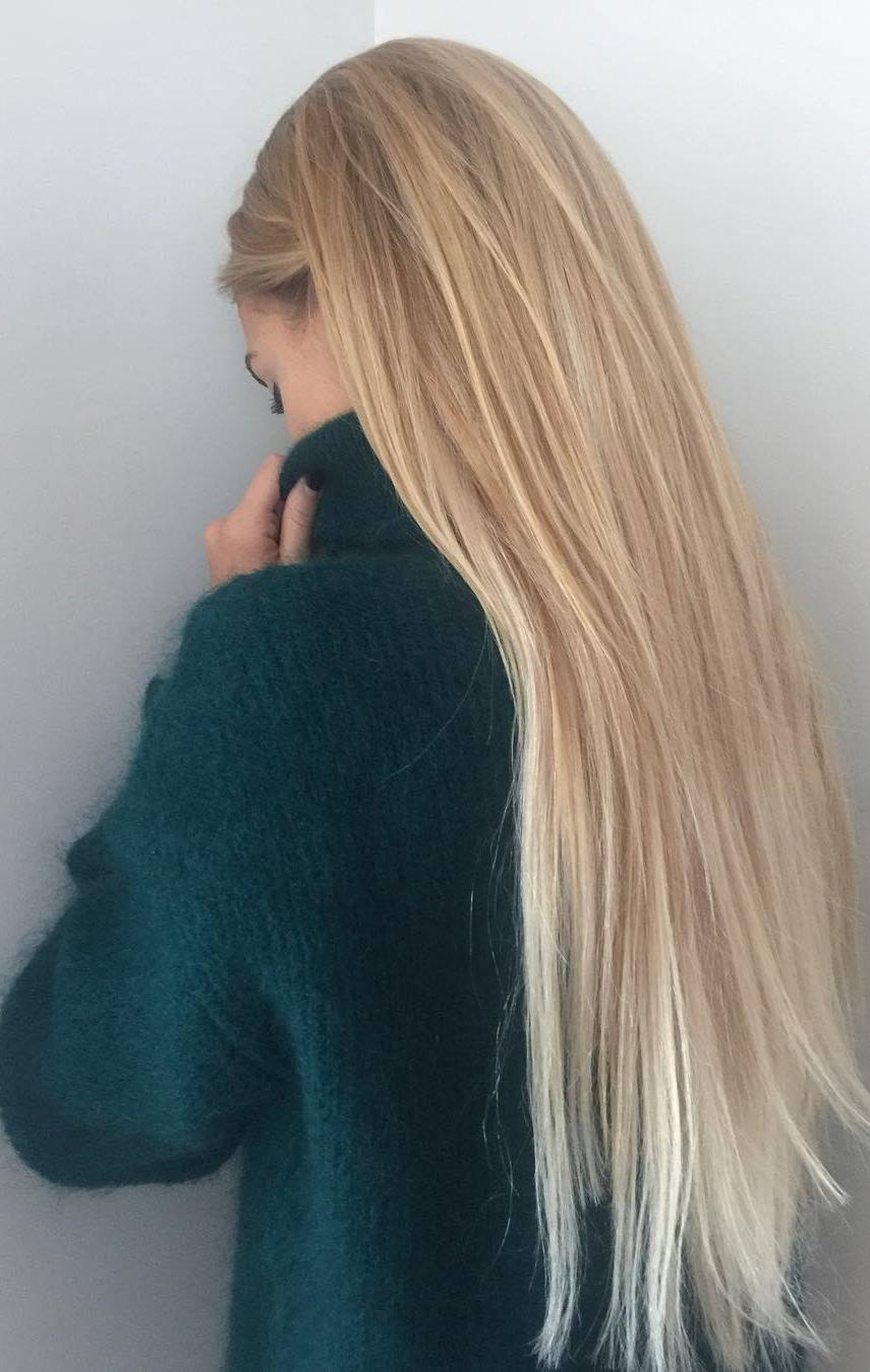 cozy green sweater