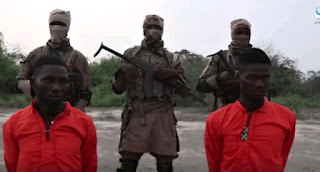 Terrifying Moment Boko Haram Killed Two Christian Aid Workers in Nigeria...Clamouring We Must Kill Every Christian