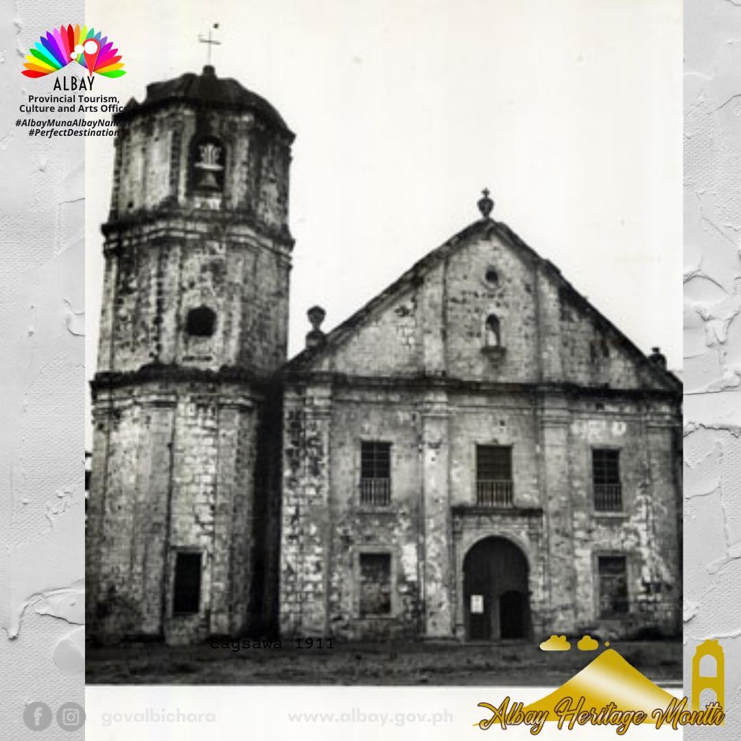 Saint John the Baptist Parish Church, popularly known as Camalig Church, is a Roman Catholic church in Camalig, Albay