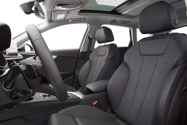 Audi A4 Avant 2017 - interior