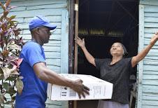 Plan Social beneficia a más de mil familias en comunidades de Puerto Plata