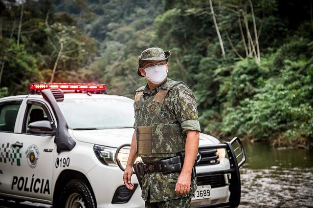 Polícia Militar Ambiental -  Operação Curupira