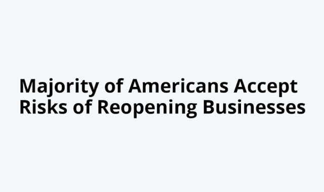 Americans Looking Forward to Restarting Business Operations