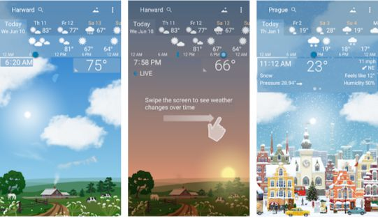 YoWindow Weather Pro Apk