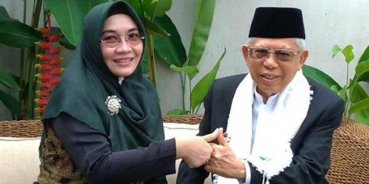 Ma'ruf Amin: Pilpres Bukan Perang Tetapi Mencari Pemimpin Terbaik
