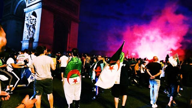 كأس أمم إفريقيا مصر 2019 : السلطات الفرنسية تتخذ اجراءات أمنية هامة تحسبا لنهائي الجزائر والسنغال