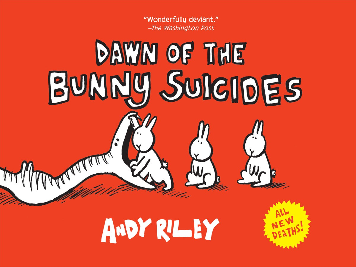 andy riley - the book of bunny suicides-007