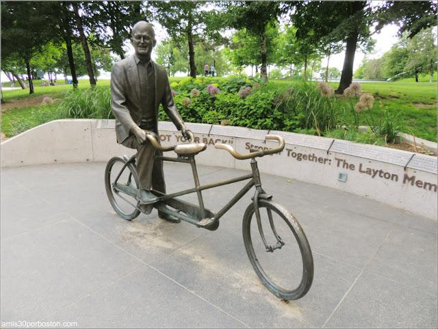 The Layton Memorial, Toronto
