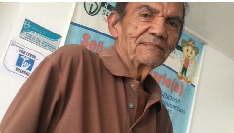 APURE: Ayudemos a Antonio Boyer para operarle un melanoma. Aquí en Gofundme.com