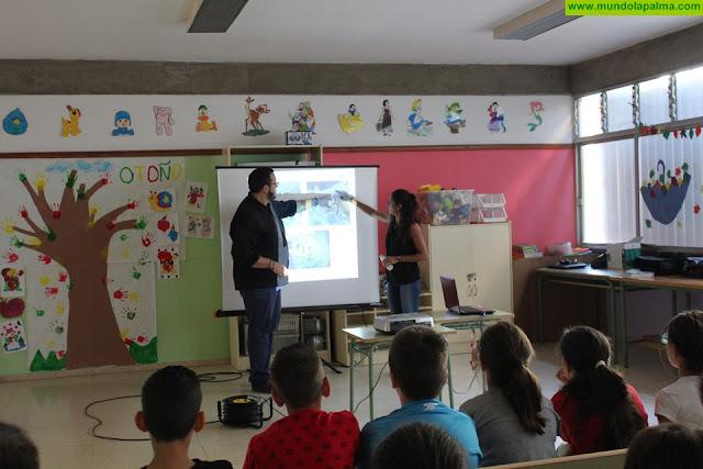 Santa Cruz de La Palma pone en marcha la segunda edición del proyecto de concienciación 'Cuida tu mar'
