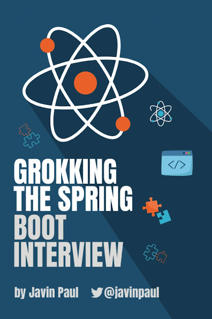 Grokking The Spring Boot Interview book review