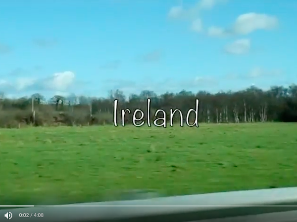 Little Vlog in Ireland