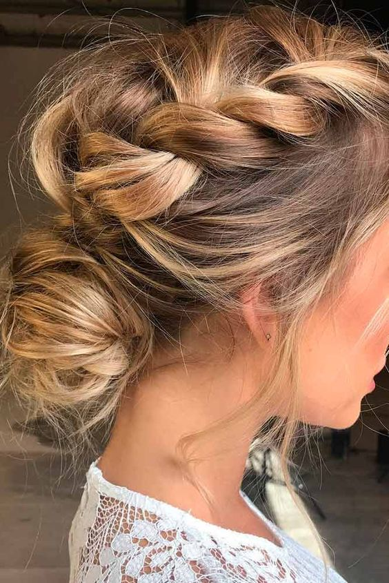 Amazing Summer Hairstyles With Braids
