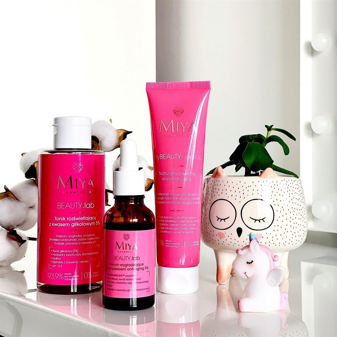 miya beauty lab blog