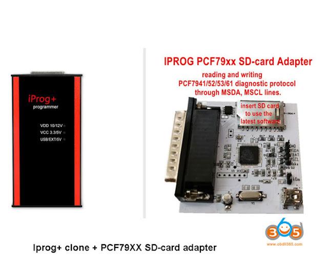 آداپتور iprog-and-pcf79xx