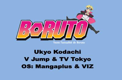 Tanggal Rilis Manga Boruto Chapter 47