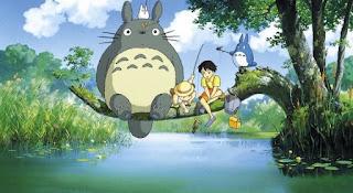 Tonari no Totoro BD Subtitle Indonesia