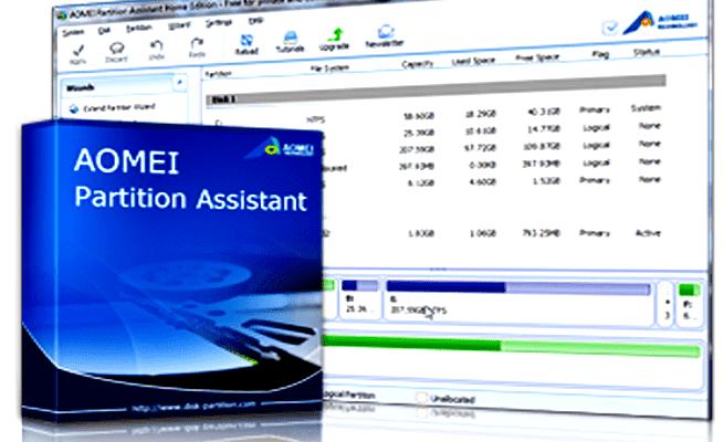 AOMEI Partition Assistant