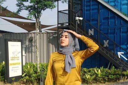 4 Contoh OOTD Hijab Simple Untuk Hangout 2021