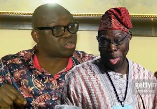 Obasanjo and Fayose