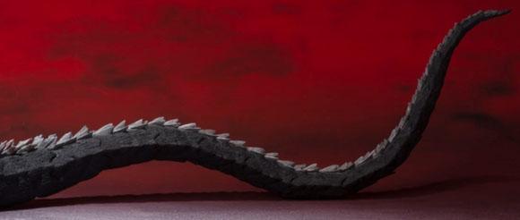 S.H.MonsterArts Godzilla: Singular Point, Tamashii Nations.