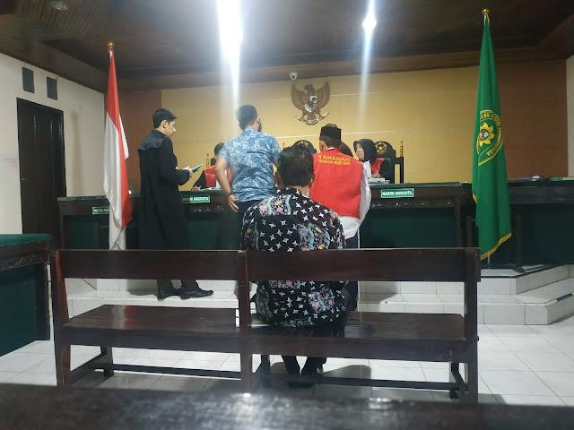Ancaman Hukuman Maksimal 6 Tahun, Dipersidangan JPU Kejari Gowa Tuntut 1 Tahun 2 Bulan, Kecewakan Keluarga Korban
