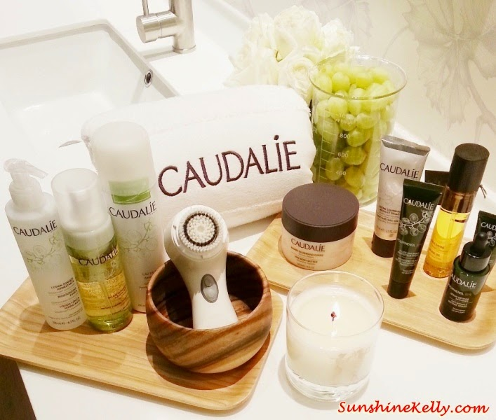 Caudalie Boutique Spa in Malaysia @ Bangsar Shopping Centre, Caudalie Malaysia, Caudalie Boutique Spa, Spa in Malaysia, Bangsar Shopping Centre, Caudalie Spa, Caudalie Boutique