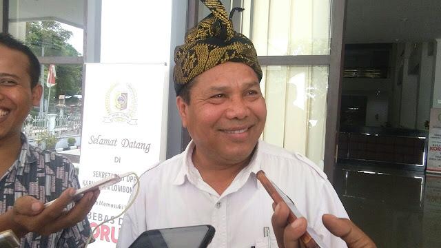 Bola panas Kader PDIP di pusaran PKH, Kadisos Lotim : saya belum baca aturannya