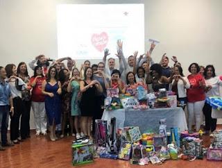 HRLB/CONSAÚDE recebe Campanha Ação do Coração
