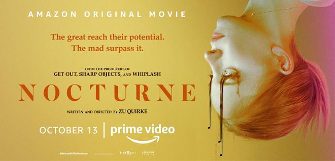 Nocturne (2020) amazon prime