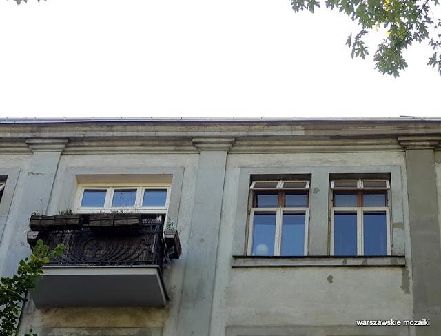 Warszawa Warsaw architektura architecture Praga Północ praskie klimaty kamienica