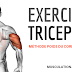 EXERCICES MUSCULATION TRICEPS