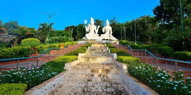 Kailasgiri The Best Places To Visit in Vizag