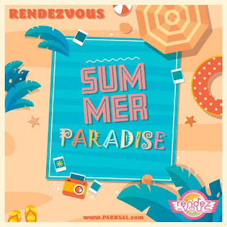 Lyrics Rendezvous – Summer Paradise + Translation
