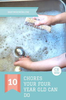 Chores for a 4 year old | preschooler chores | four year old | chores | #chores